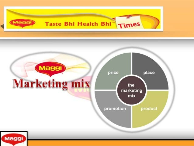 project on marketing management for class 12 on noodles