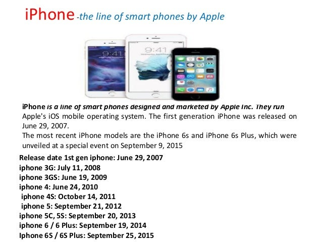 product life cycle in iphone But, this doesn't mean the product will last only three years the three years is an  assumption of years owned by first owners.
