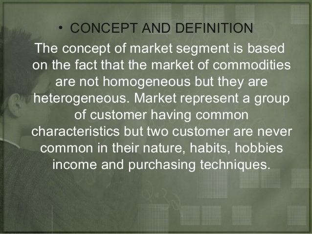 Marketing management market segmentation Slide 2
