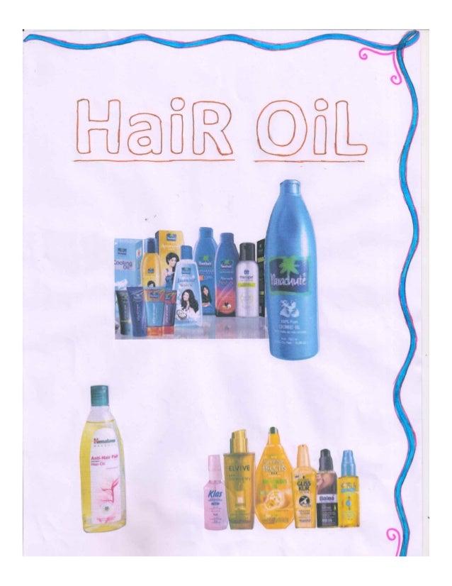 Marketing management project on hair oil class 12th by faizan khan Slide 3