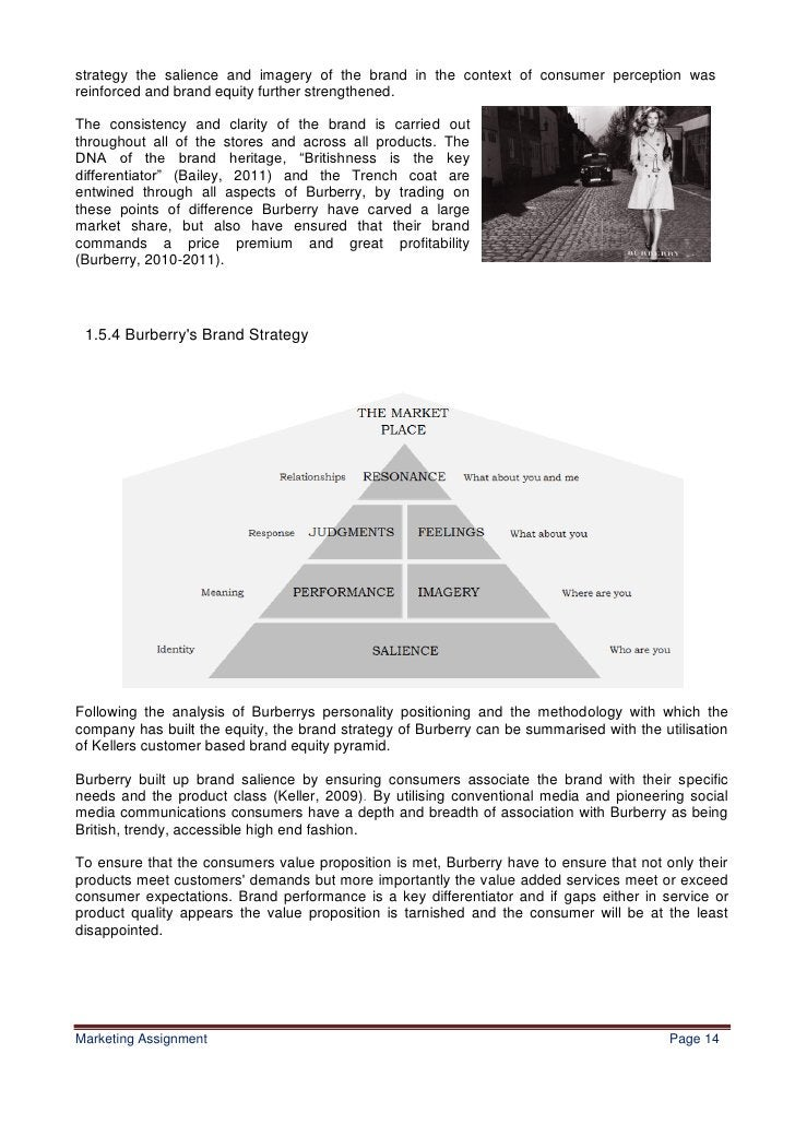 14strategy the salience and imagery of the brand in the context of consumer perception wasreinforced and brand equity furt...