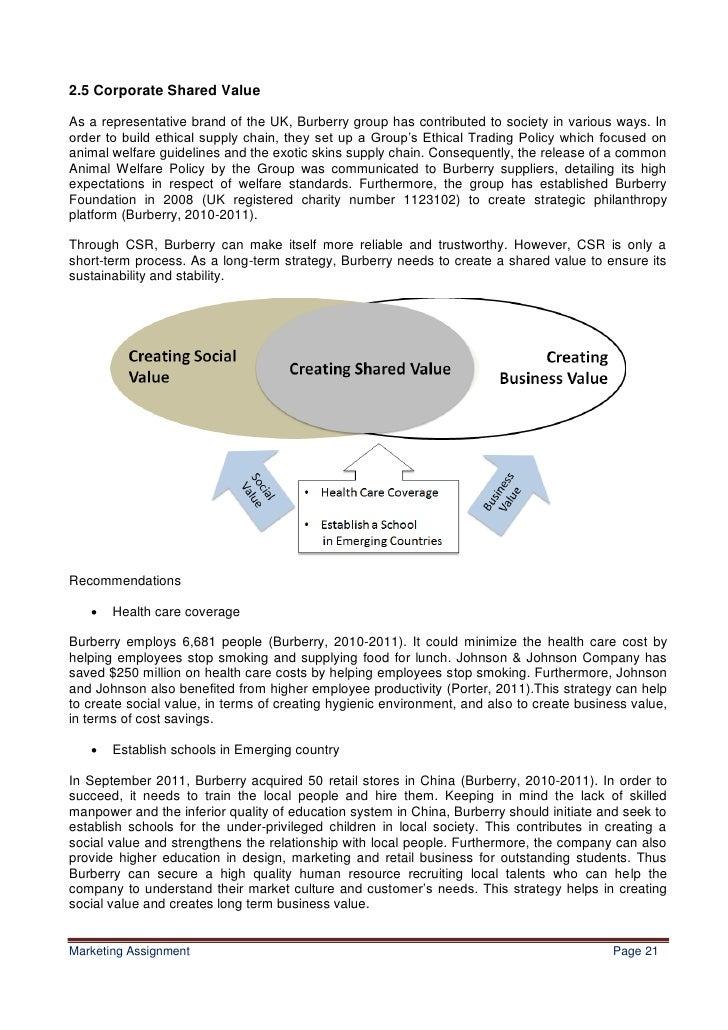 Csr 332 market segmentation assignment 1