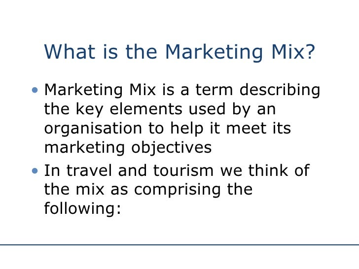 mix of travel and tourism organisation The united states national tourism office travel and tourism indicators the us department of commerce, department of homeland security, and department of state prepare these performance indicators for international travel to the united states and for travel facilitation programs.