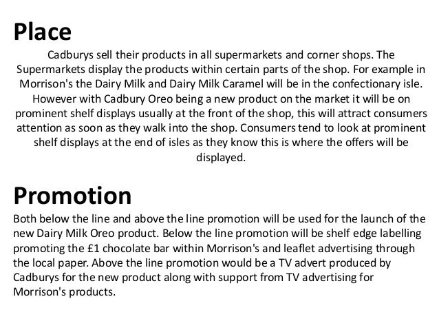 a marketing case study morrisons Case study: asda it seems that starting a price war pays off budget supermarket asda's brand value has risen by more than a third from £412bn to £564bn, moving up seven places to ninth in the brand finance uk's most valuable brands league table.