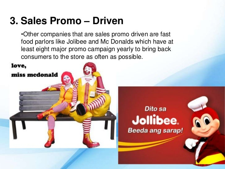 7ps of jolibee corporation Mcdonald's marketing mix or 4ps (product, place, promotion and price) is examined in this case study and analysis on marketing plan for the mcdonalds brand.