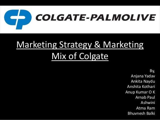 colgate palmolive address