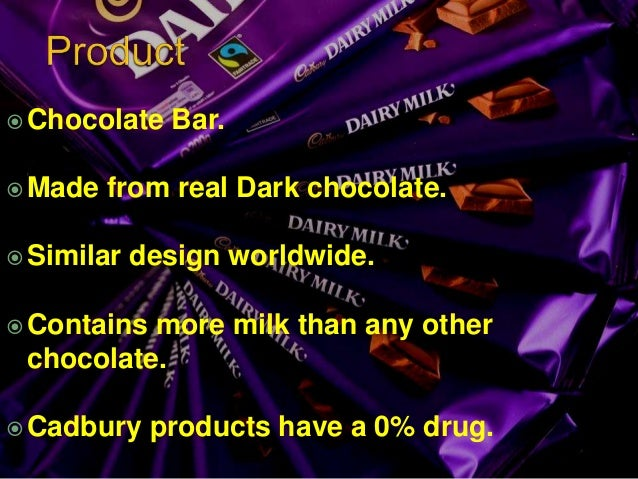 marketing mix of cadbury dairy milk