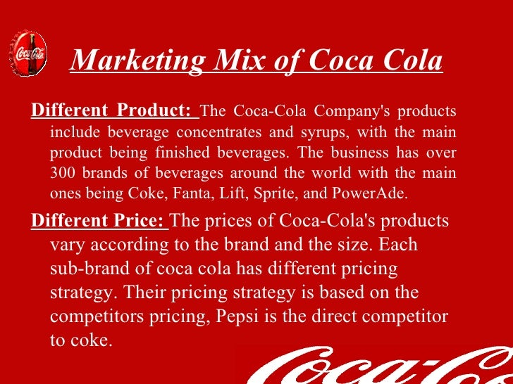 marketing mix promotion coke blak Use semrush to find the best keywords and online marketing ideas analyze data on more than 130 million domains and 800 million keywords.