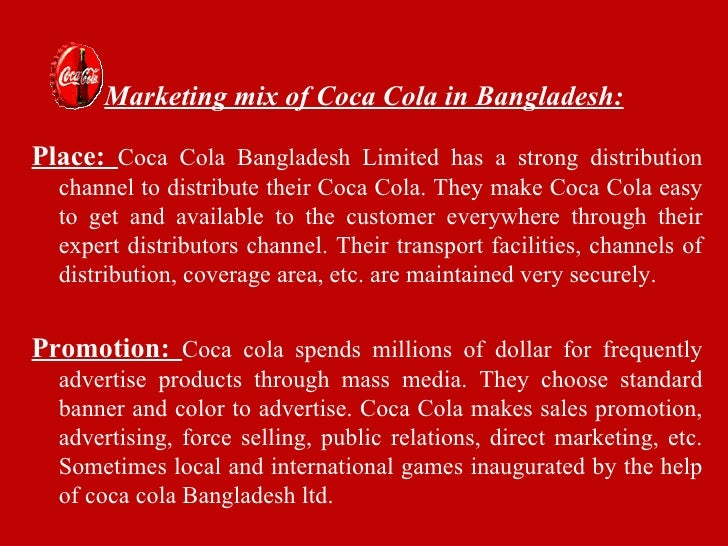marketing strategies for soft drinks coca cola Project report on marketing strategies of coca cola submitted by – name : pinak paul manav rachna international university 1  soft drinks market and coca-cola's .