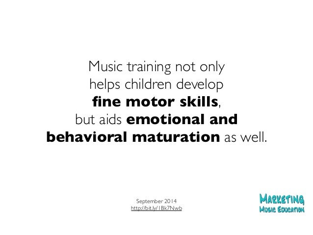 Music Education Quotes New Marketing Music Education Recent Facts Quotes And Statistics That Y…