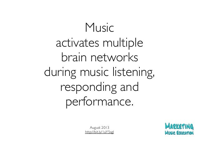 Music Education Quotes Impressive Marketing Music Education Recent Facts Quotes And Statistics That Y…