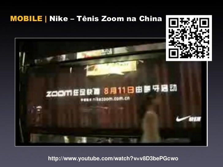 MOBILE - transmídia   RFID – Coca-Cola Village          http://www.youtube.com/watch?v=xUv0GU5rfHg