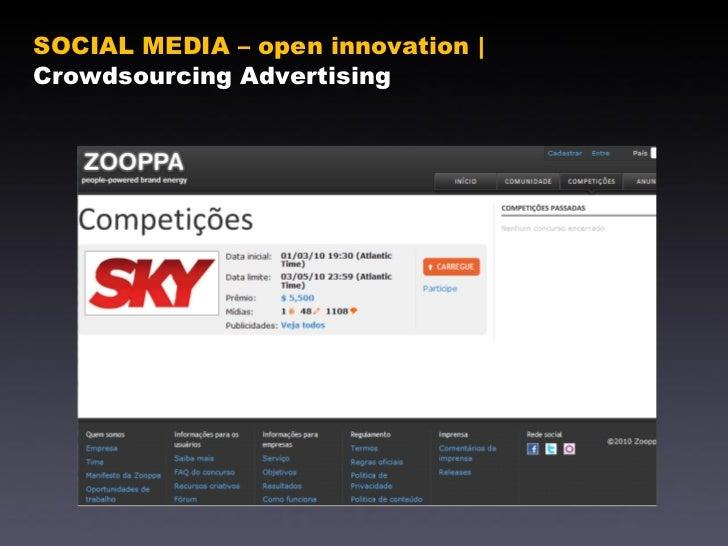 BRANDED CONTENT – transmídia  Video Interativo        http://www.youtube.com/watch?v=U9PRp_f8UEo