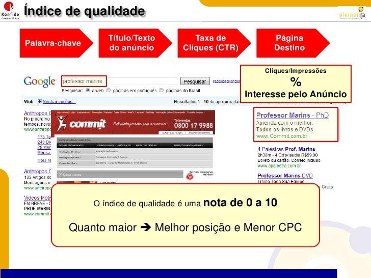 Marketing no Google - Palestra slideshare - 웹