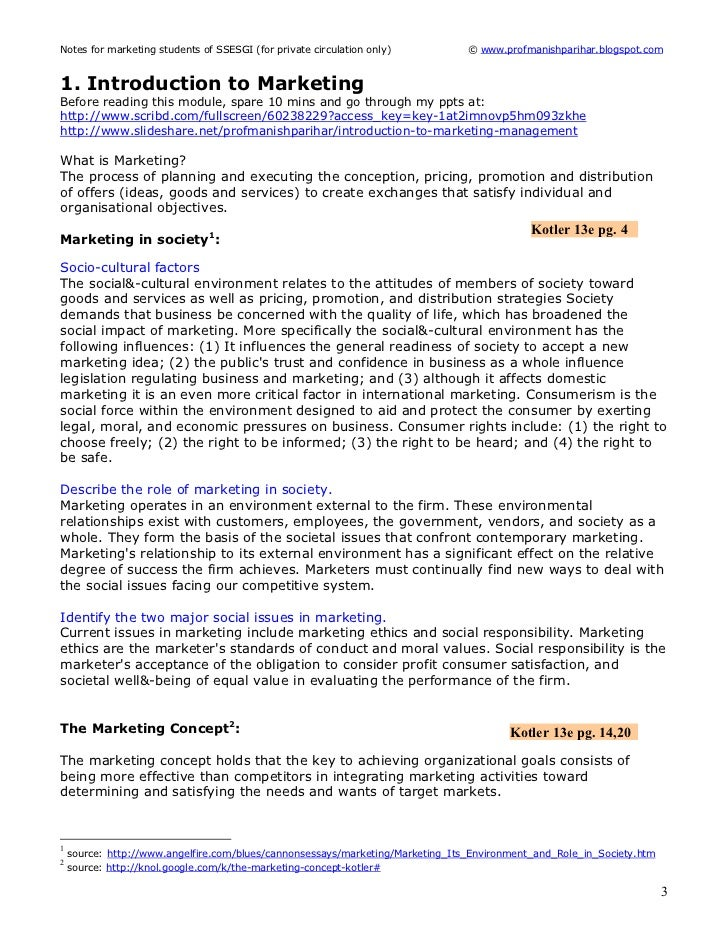 marketing notes Don't show me this again welcome this is one of over 2,200 courses on ocw find materials for this course in the pages linked along the left mit opencourseware is a free & open publication of material from thousands of mit courses, covering the entire mit curriculum no enrollment or registration.