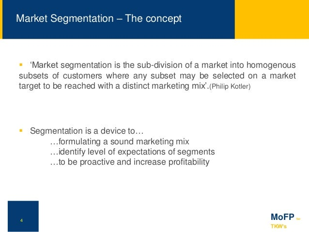 Market Segmentation, Marketing Assignment Help, Project Assistance