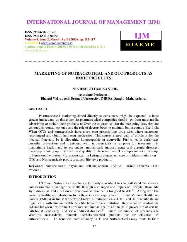 International Journal of Management (IJM), ISSN 0976 – 6502(Print), ISSN 0976 – INTERNATIONAL JOURNAL (2013)MANAGEMENT (IJ...