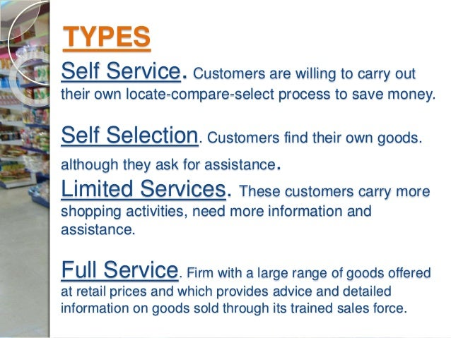 types of retail business in india