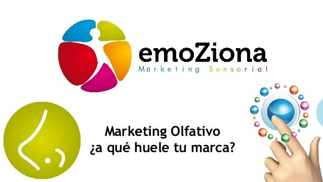 Marketing Olfativo ¿a qué huele tu marca?