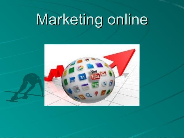 Marketing onlineMarketing online