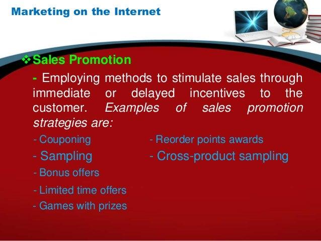 Marketing on the internet age - 웹