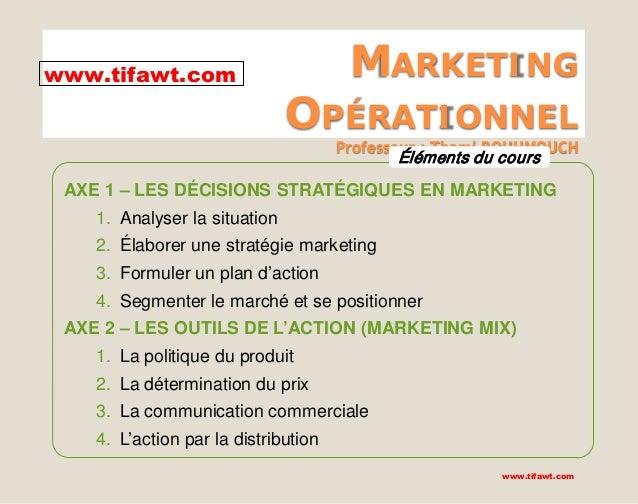 plan de marketing online pdf