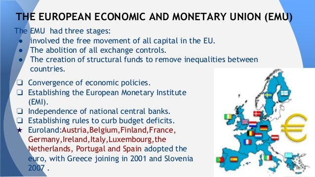 an overview of the challenges of the economic and monetary union in the global economic environment The us economic outlook and monetary  for the global economy and monetary  medium-run economic outlook is needed, monetary policymakers are.