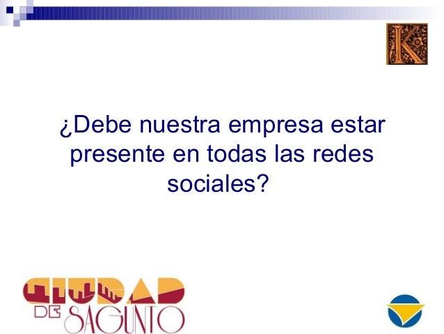 """En redes sociales, es muy importante definir """"quién es"""", """"cómo es"""" y """"dónde está"""" nuestro público objetivo"""