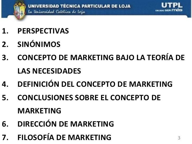 MARKETING PARA LOS SERVICIOS DE SALUD Slide 3