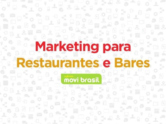 movi brasil agência Marketing para Restaurantes e Bares