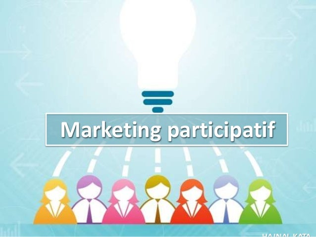 Marketing participatif