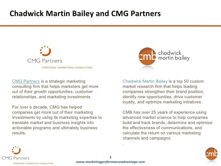 chadwick martin bailey survey