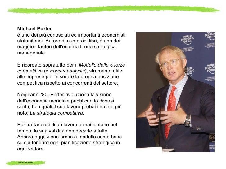 Michael Porterè uno dei più conosciuti ed importanti economististatunitensi. Autore di numerosi libri, è uno deimaggiori f...