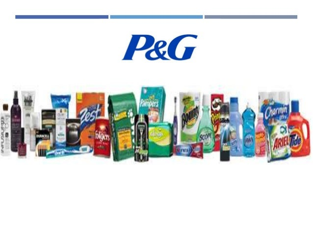 procter and gamble vrio for p g