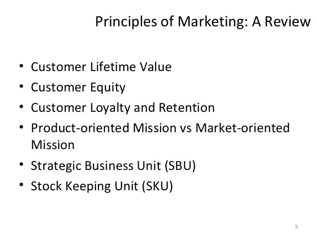 concepts and principles of business to business marketing Principles of business, marketing, and finance is a contemporary text that presents business concepts that are vitally important in today's workplace the basics of business, marketing, and.