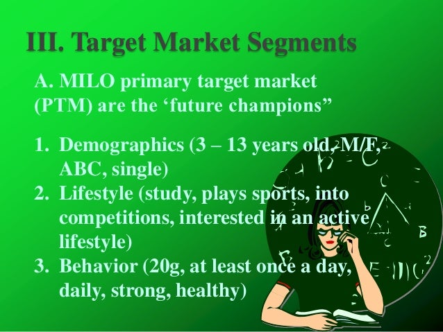 swot analysis for milo [bumgt 3702 strategic management] 18110 swot analysis they have nestlé baby foods whileyoung people can drink milo, nescafe or eat ice cream.