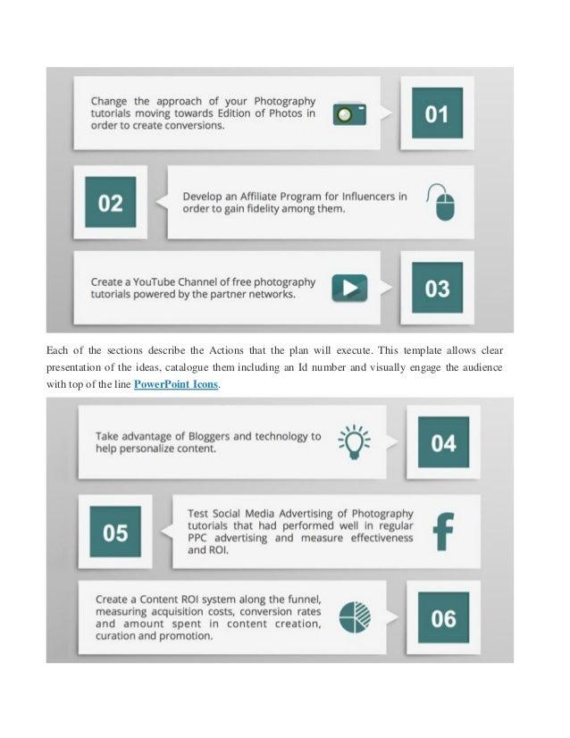 How to creat content marketing plan using powerpoint templates 10 toneelgroepblik Choice Image