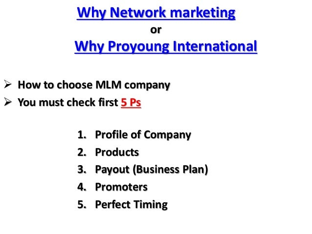 proyoung company product