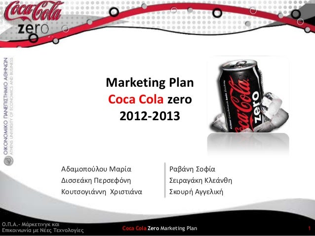 Marketing research coca cola