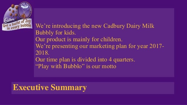 cadbury goals and objectives Corporate governance is the mechanisms,  the cadbury and organisation for economic co  while providing incentive alignment toward corporate goals and objectives.