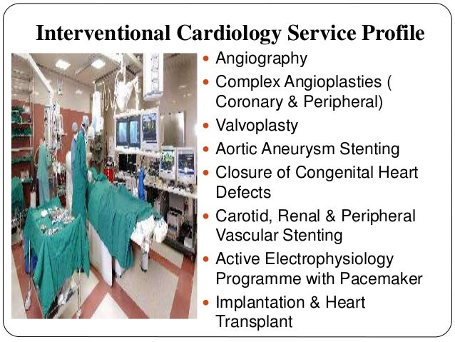 cardiovascular service line planning