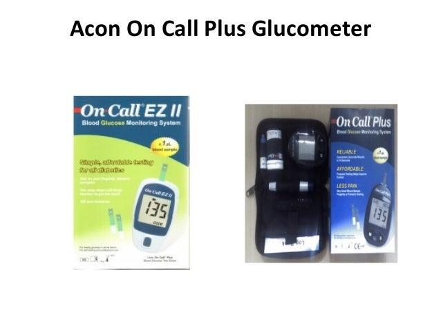 Marketing Plan For Glucometers Product Management
