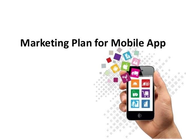 Marketing Plan for Mobile App