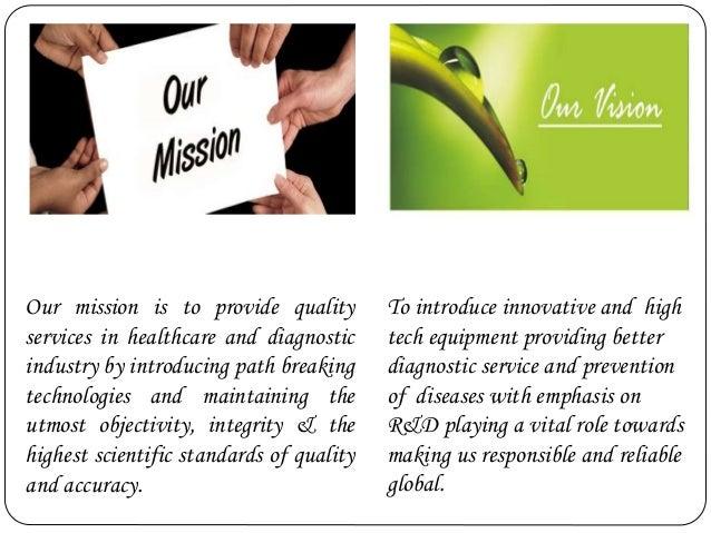 Marketing Plan for Multi Diagnostic Center