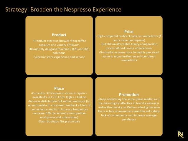 nespresso customer experience