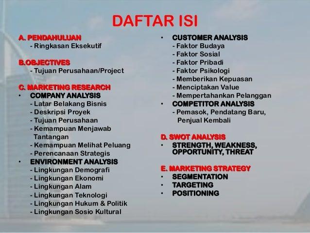 Marketing Plan for Property Slide 3