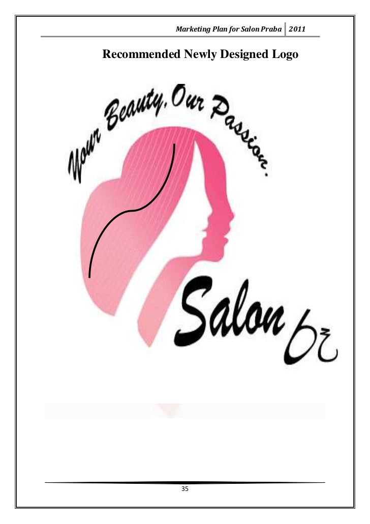 Men salon business plan