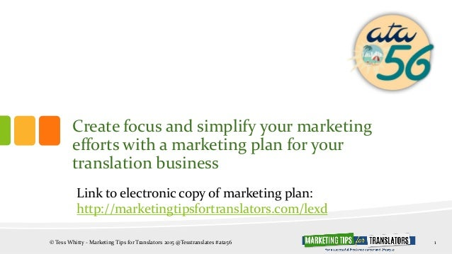 How to Create a Marketing Plan and Marketing Campaign