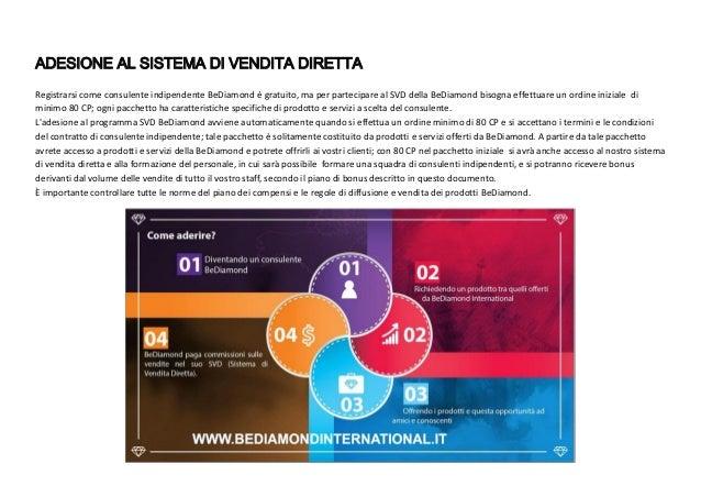 FORMS OF PROFIT www.bediamondinternational.it