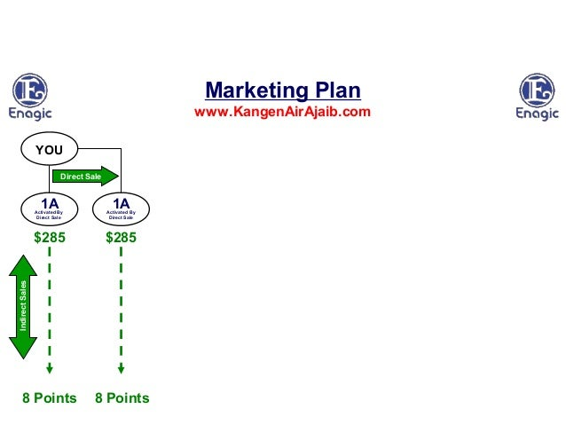 Enagic business plan